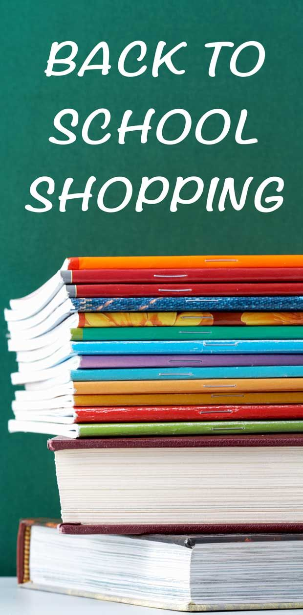 Back to school shopping can be expensive. Save some money with our easy tips. Plus, learn about these 5 products + AWESOME GIVEAWAY!