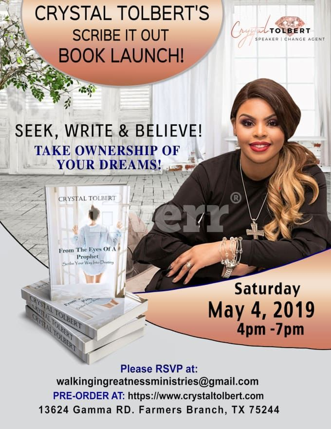Ayaandesignz I Will Design Book Signing Book Launching Any Event Flyer Poster For 10 On Fiverr Com Book Launch Party Book Signing Event Book Launch