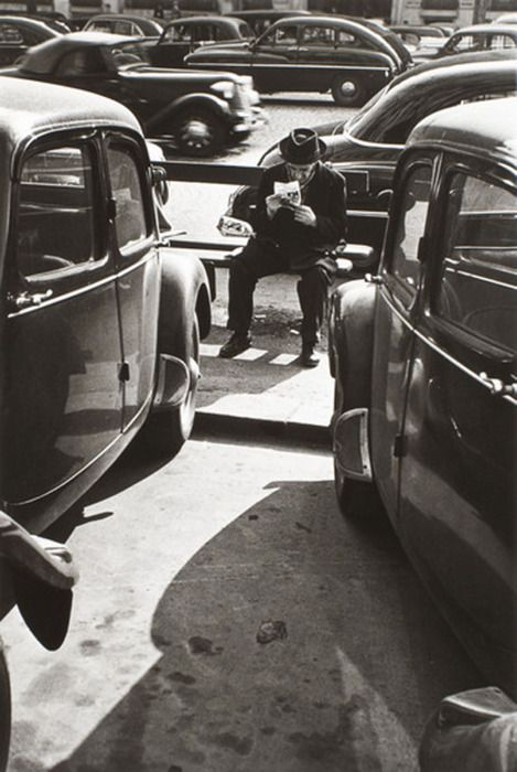 Louis Stettner. Paris, 1951