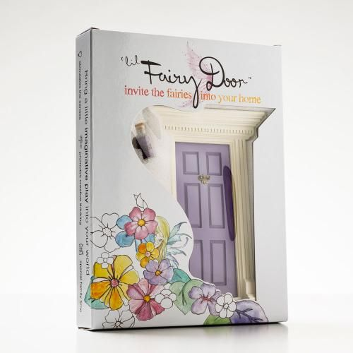 This magical little fairy door will add a touch of magic to any child's bedroom!