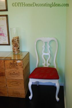 Diy Upholstered Dining Chairs 31 best high chair images on pinterest | painted furniture, dining