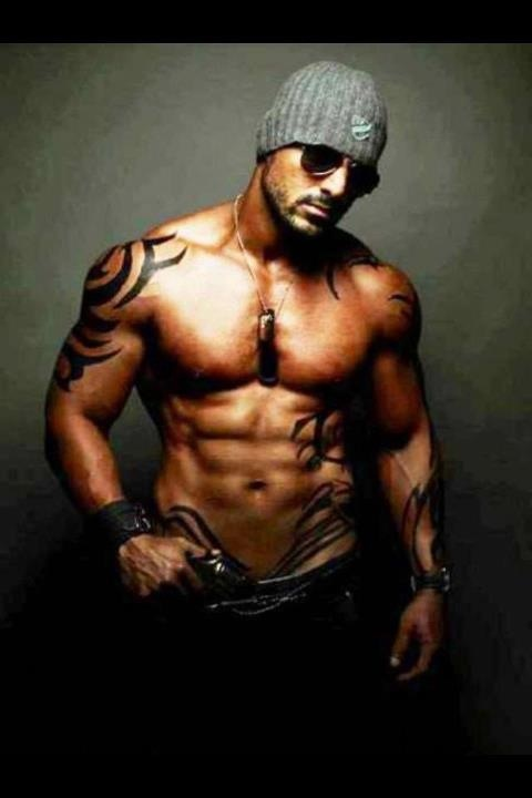 .This Man, Book Boyfriends, John Abraham, Hot, Sexy Men, Eye Candies, Dogs Tags, Tattoo Ink, Tribal Tattoo