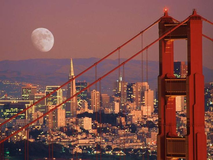 Dream place.San Francisco, California