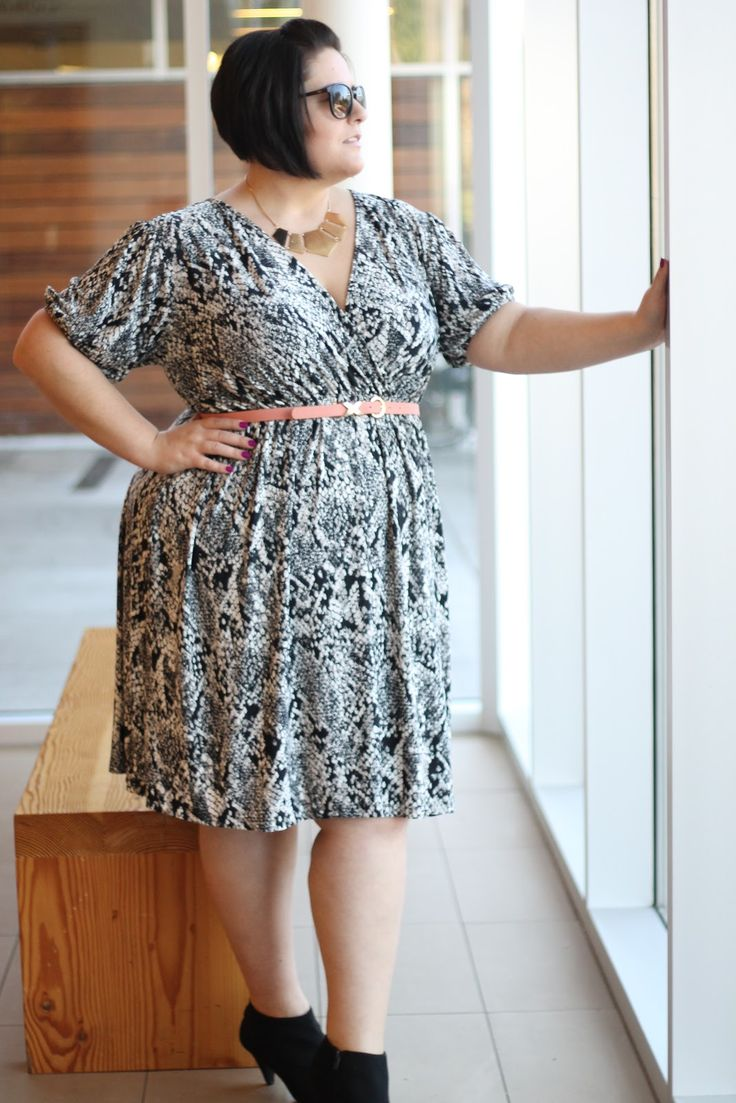 My Week in SWAK ~ Life & Style of Jessica Kane { a body acceptance and plus size fashion blog }