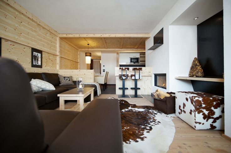 The Lagacio Hotel Mountain Residence is a development of 24 exclusive serviced suites, located right in the centre of the village.