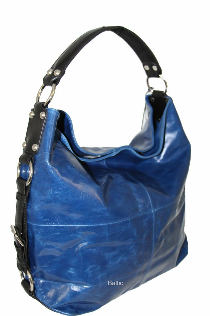 Blue in paradise bag