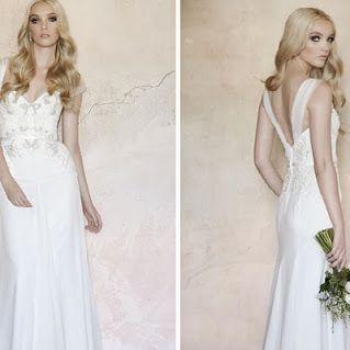 "Mariana Hardwick ""Andree"" gown"