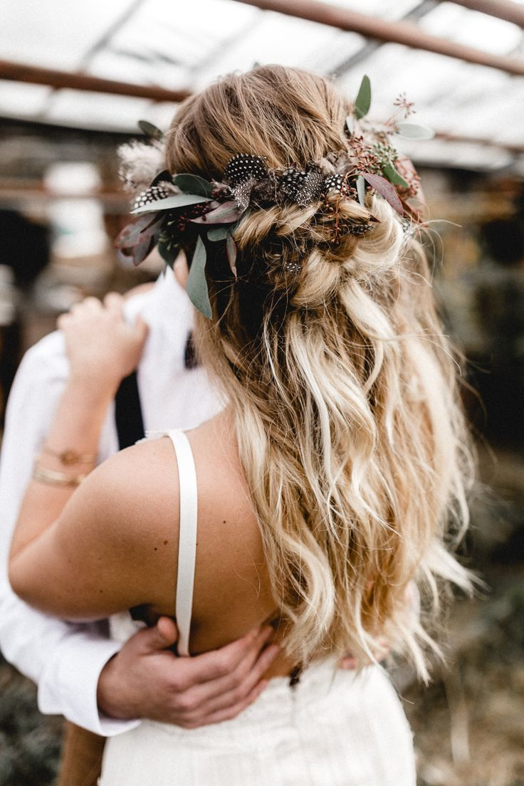 Bohemian Chic in natural colors