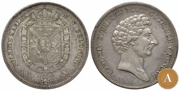 1 РИКСДАЛЕР 1841