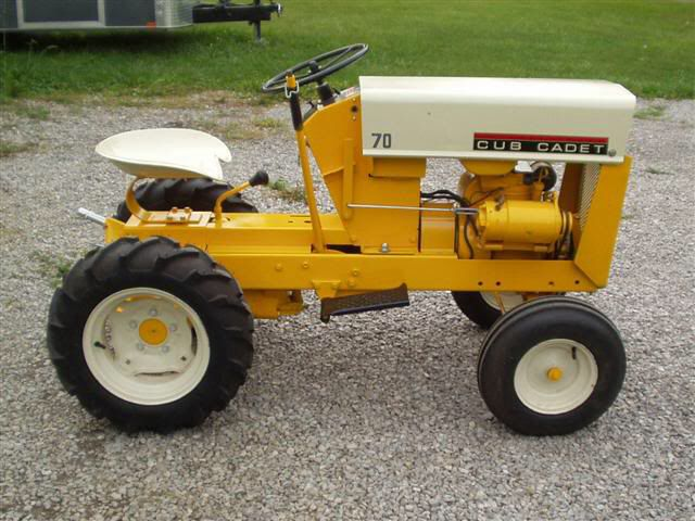 Old International Cub Cadet Lawn Tractor : Best images about vintage tractors riding mowers