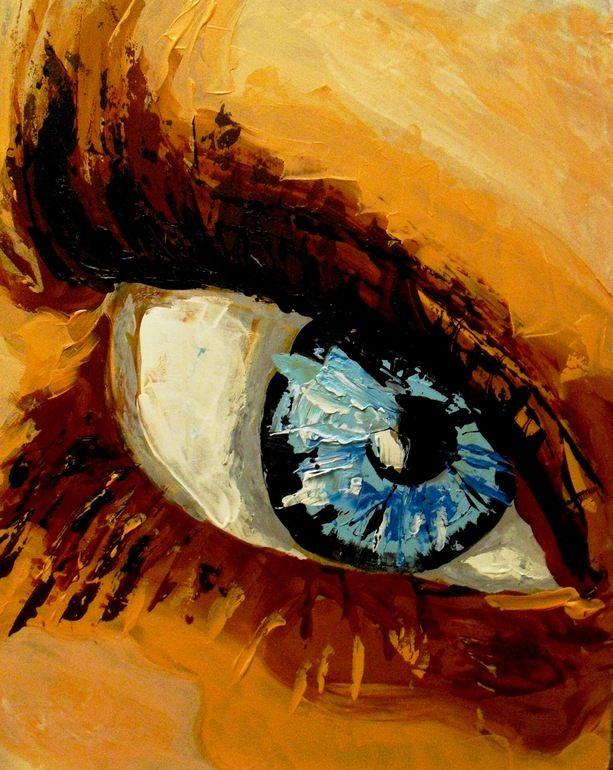 eyes =