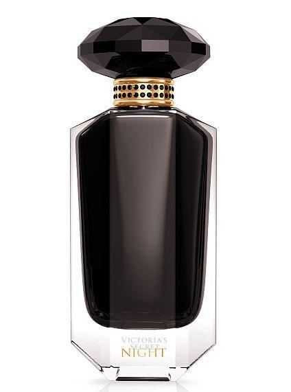 Victoria's Secret #Night Eau de Parfum - black plum, velvet woods, and luscious apple #ScentsOfFall