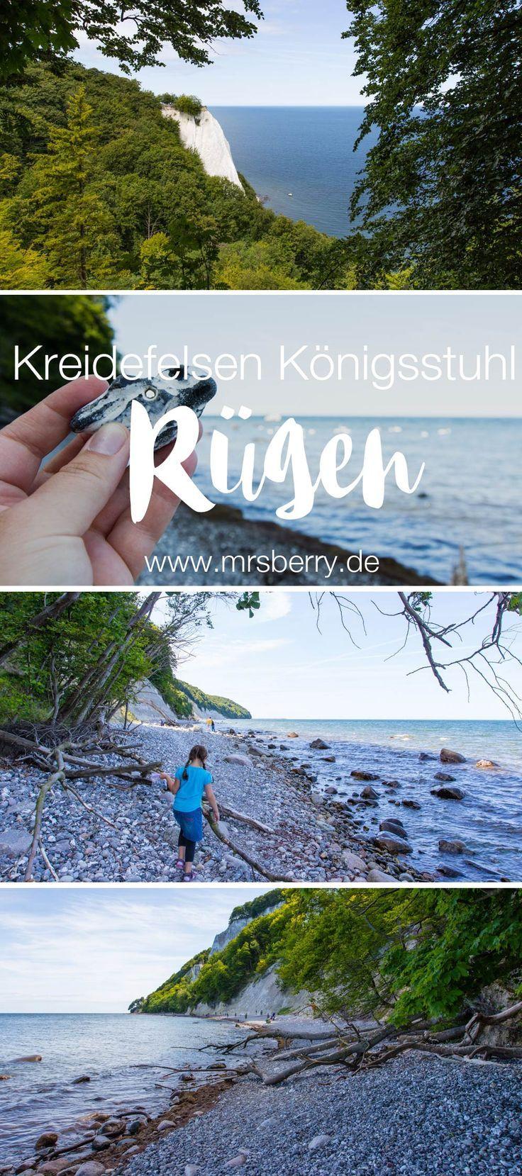 Sightseeing auf Rügen – Karibik Feeling am Königsstuhl – Susi B.
