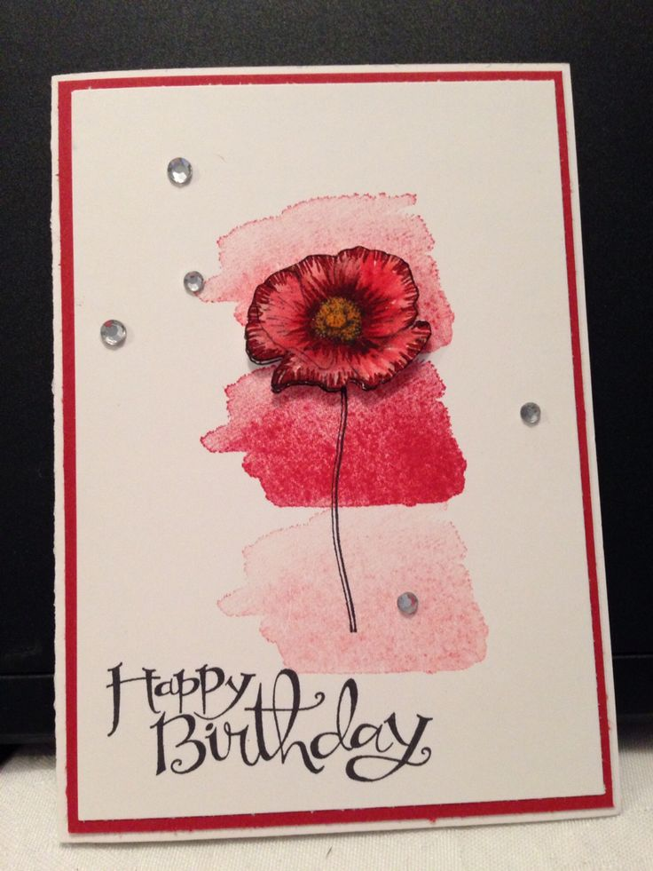 Stampin' Up Happy Watercolour