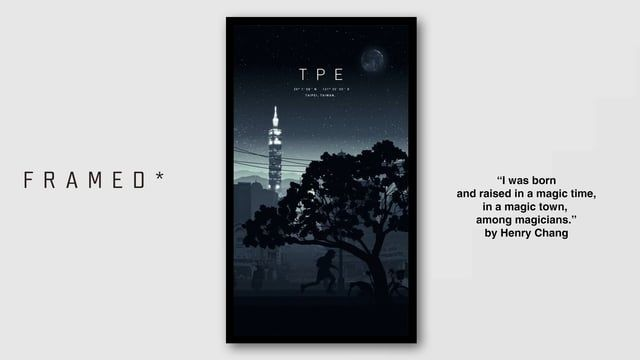 Visual Taipei  @ Graphic Design Festival Paris