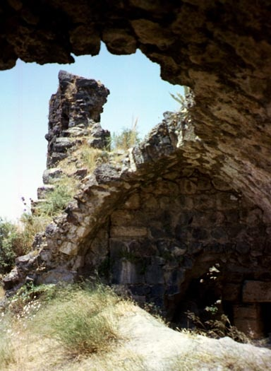 Black Castle   near Adana, Turkey..been here! I loved living in Turkey! Now to find the photos of my visit here!!ugggh!