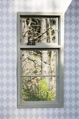 Ferm Living Shop — Harlequin (Gray) Wallpaper