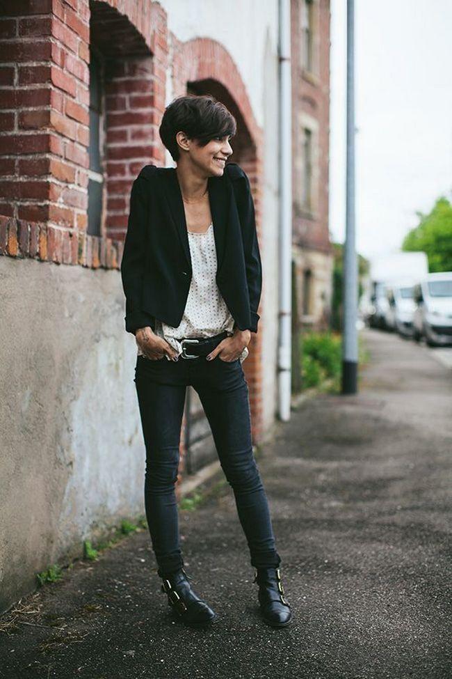 Модная стрижка пикси (50 фото) — на короткие и средние волосы