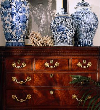 Ralph Lauren Home #Jamaica Collection 1 - China and comode