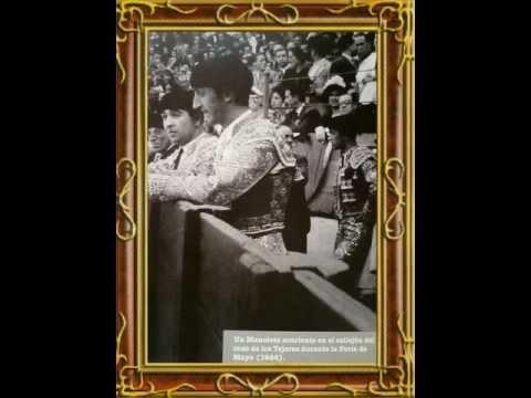 2012-08-28: 65 Aniversario de la muerte de Manolete en Linares.