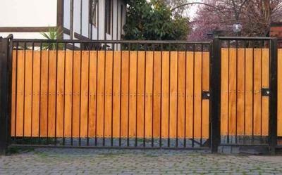 Portones De Madera Buscar Con Google Garage Doors