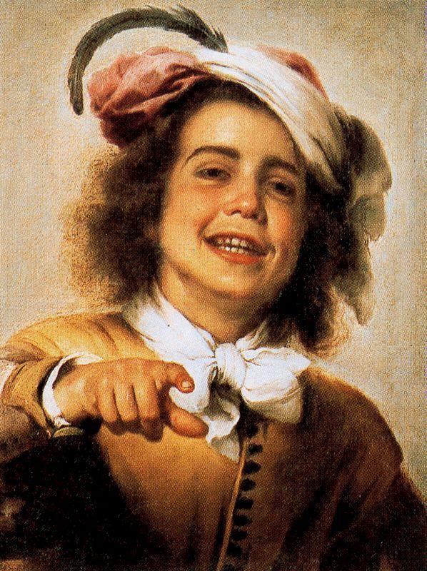 El niño gallero, Murillo
