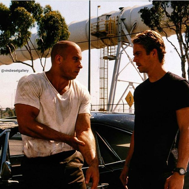 'You know what you're doing?' 'I owe you a ten second car.' ➖➖➖➖➖➖➖➖➖➖➖➖ #fasterhorses#fastandfurious8 #likeforlike#follow4follow#vindieselfanclub  #rock#fastercars#fastandfurious7 #instagram#instafollowersclub #paulwalker#celebritystyle#lifestyle #fast8#fastandfurious#menwithclass #menwithtattoos#menstyle  #rideordie #brianoconner  #dominictoretto #domtoretto