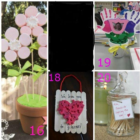 20 of the Cutest Homemade Mother's Day Gift Ideas   Beautifully BellaFaithBeautifully BellaFaith