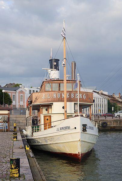 """JL Runeberg"" 1912 - Helsinki July 2013"
