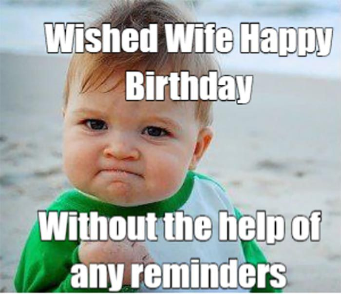 23 Awesome Happy Birthday Wife Meme In 2020 Happy Birthday Birthday Meme Happy Birthday Meme