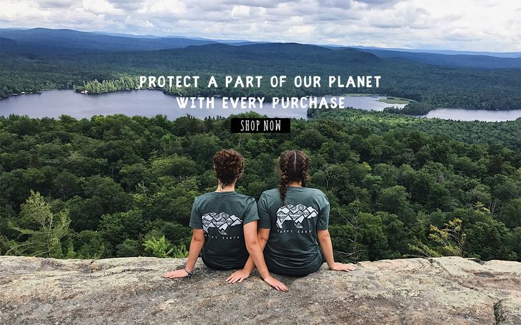 Shop Happy Earth Apparel for eco-friendly products and clothing items to support solutions to important environmental issues.