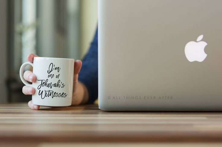Jehovah's Witness Gift | I'm one of Jehovah's Witnesses  | JW | MUG | Cup | I love Coffee | Elder's | Gift | Baptism | Present | Jw Org by AllThingsEverAfter on Etsy