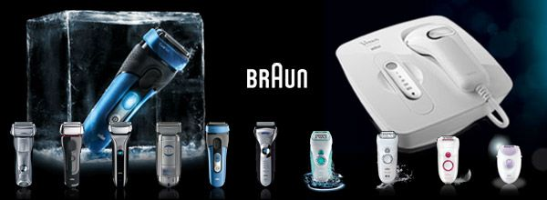 Braun Shavers and Trimmers - http://www.duracelldirect.co.uk/braun/index.html  Braun Lady Shavers and Epilators - http://www.duracelldirect.co.uk/braun/index.html