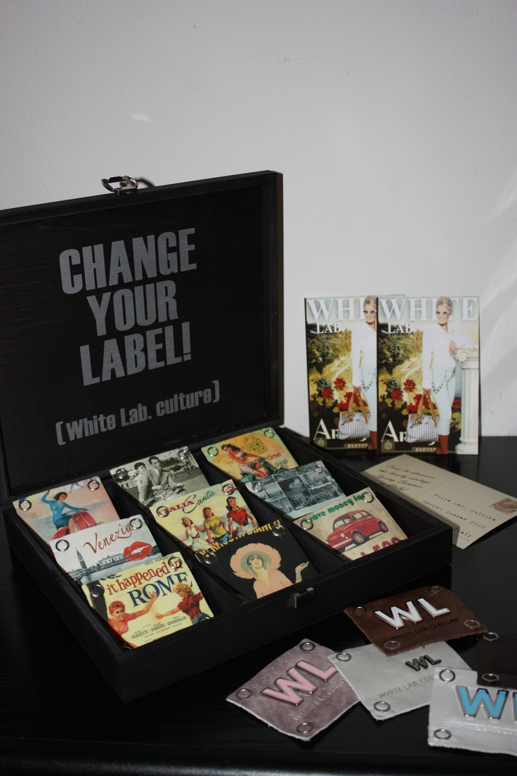 Our Labels Box