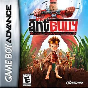 Ant Bully - Game Boy Advance Game