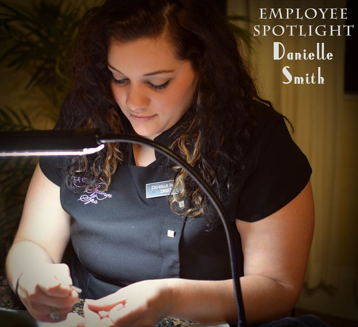 Our newest employee spotlight is on Nail Tech Danielle Smith. She is a long-time employee and an important part of our nail team. Read all about her via our blog!