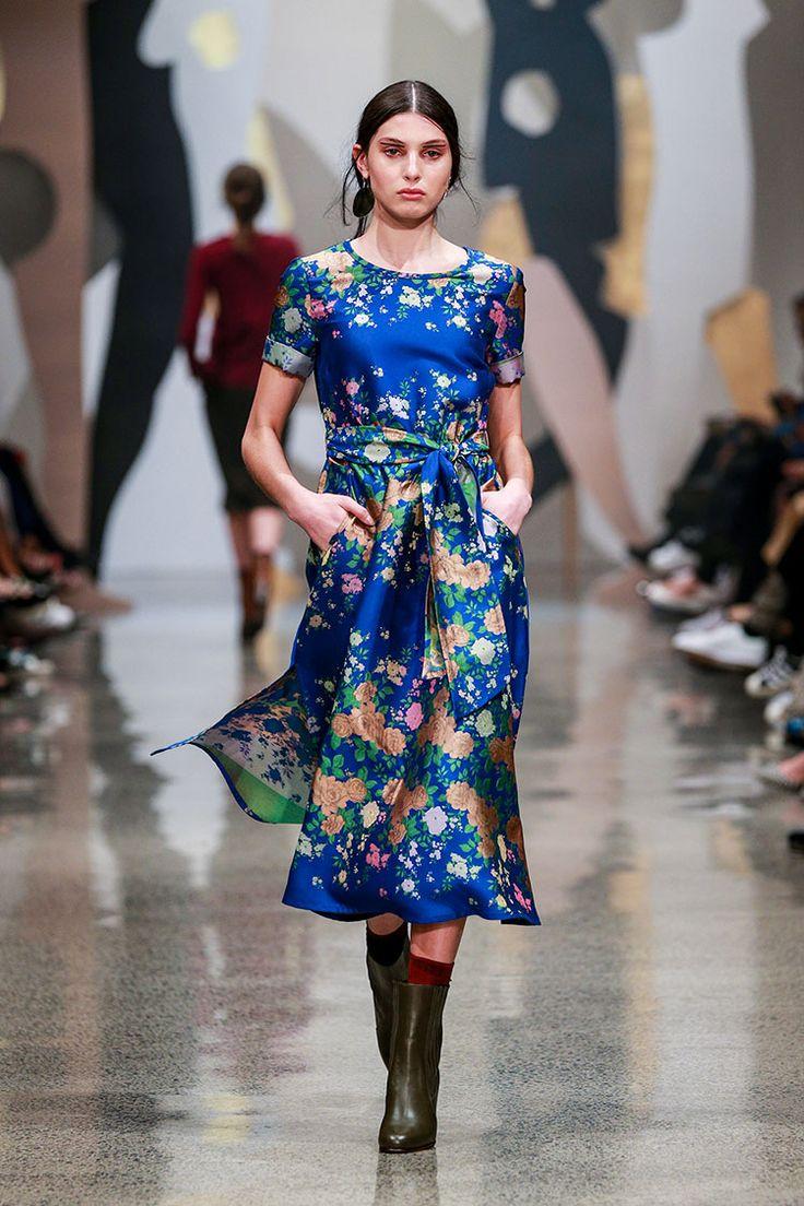 Kate Sylvester AW 16 New Zealand Fashion Week 2015