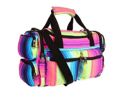 Cute And Colorful Duffle Bag By Billabong