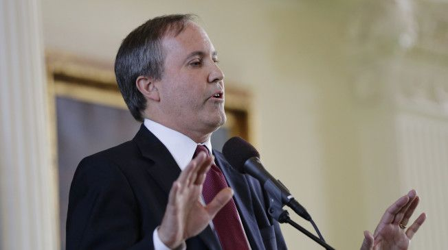 Texas AG: 'No Court, No Law, No Rule' Will Change Definition Of Marriage