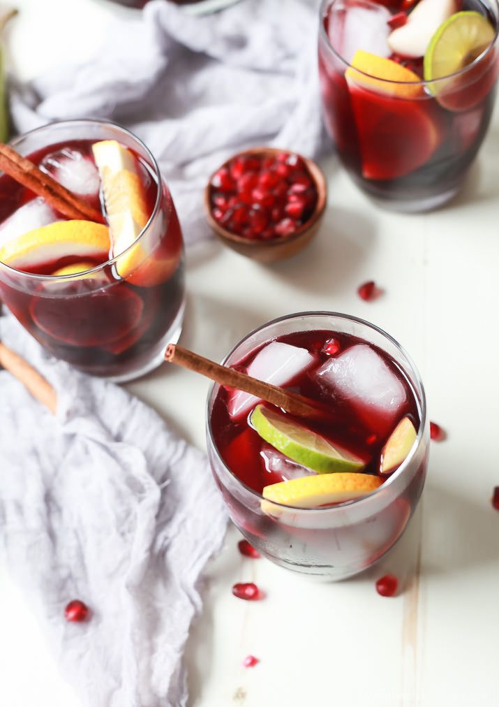 The Ultimate Holiday Sangria Recipe