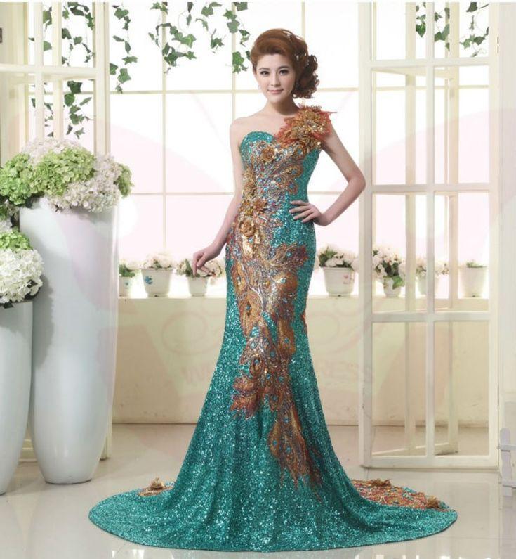 10  images about Luxury Dresses on Pinterest - Pistachios- Blue ...