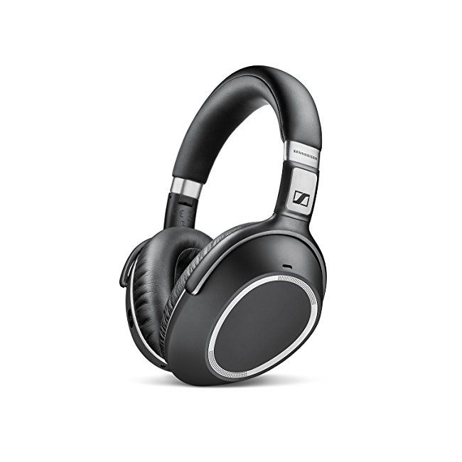#amazon #electronics Sennheiser PXC 550 Wireless NoiseGard Adaptive Noise Cancelling Bluetooth Headphone with Touch Sensitive Control and 30-Hour Battery Life - Black