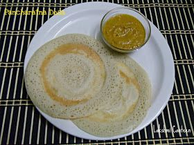 Pancharatna Dosa is a newly tried recipe. I got this recipe from a FB food group, long time back. But I never got a chance to try it. Final...