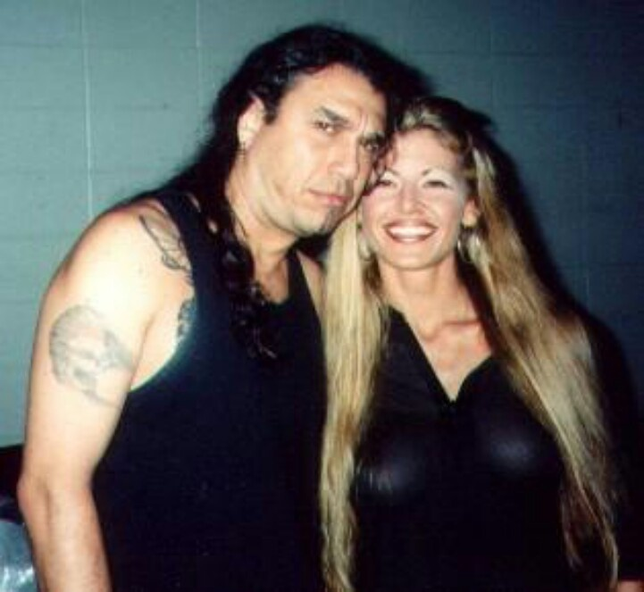 Tom & Sandra Araya! \m/ | SLAYER! \m/ 1st BOARD ...