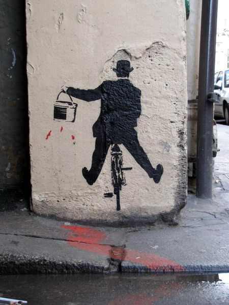 street art & graffiti - Paris - Nick Walker