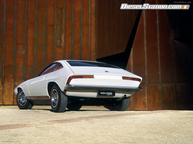 Holden GTR X Concept 1970 Picture #12