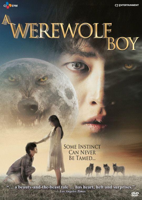 Titol: A Werewolf Boy (Un noi llop). Direcció: Sung Hee Jo. País: Sud Corea. Data: 2007. Gènere: Drama, romanç, fantasia, comèdia. Sinopsi: Descrit a l'enllaç.