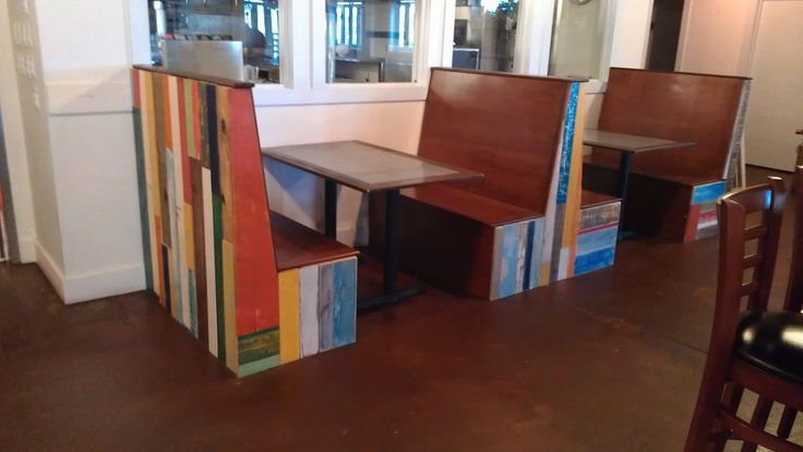 1000 Images About Restaurant Seating On Pinterest