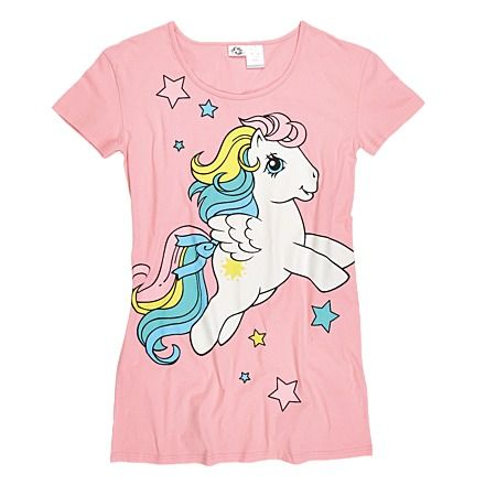 My Little Pony Women's Oversize Nightie - Sleepwear - Women - Clothing - The Warehouse
