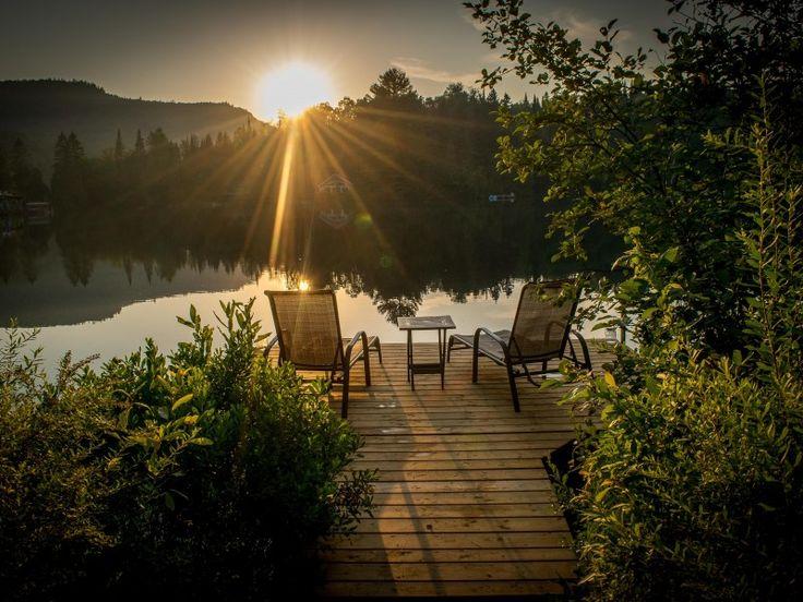 Chalet Lac Goulet - Saint-Mathieu-du-Parc